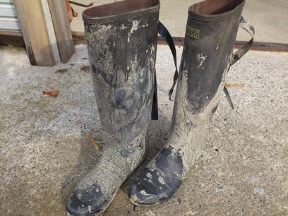 農作業用長靴