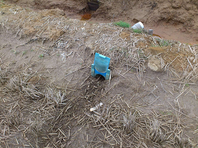 通常の排水口
